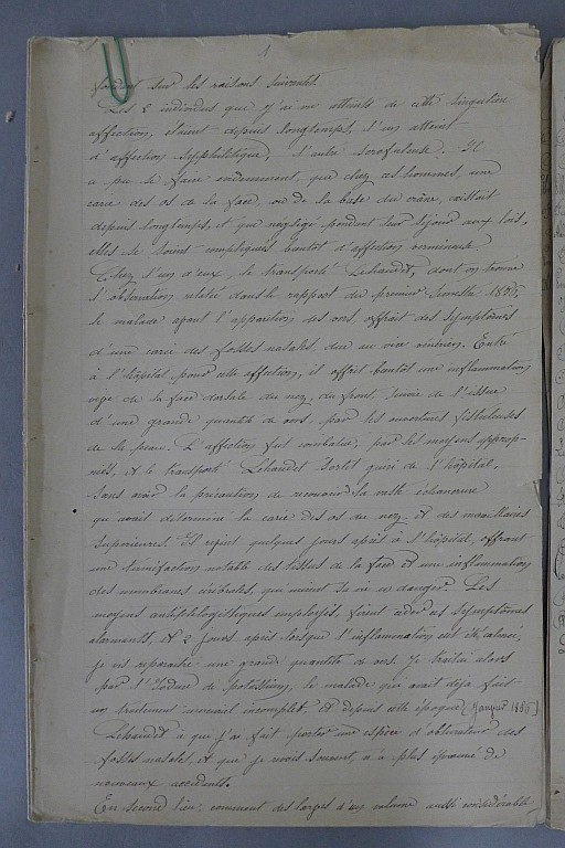 Image for 1850s - 1870 ORIGINAL GROUP OF REPORTS, DOCUMENTS AND DATA DETAILING THE STATE OF MEDICINE, HOSPITALS AND THE HEALTH OF THE INHABITANTS OF THE MOST NOTORIOUS PRISON ON EARTH